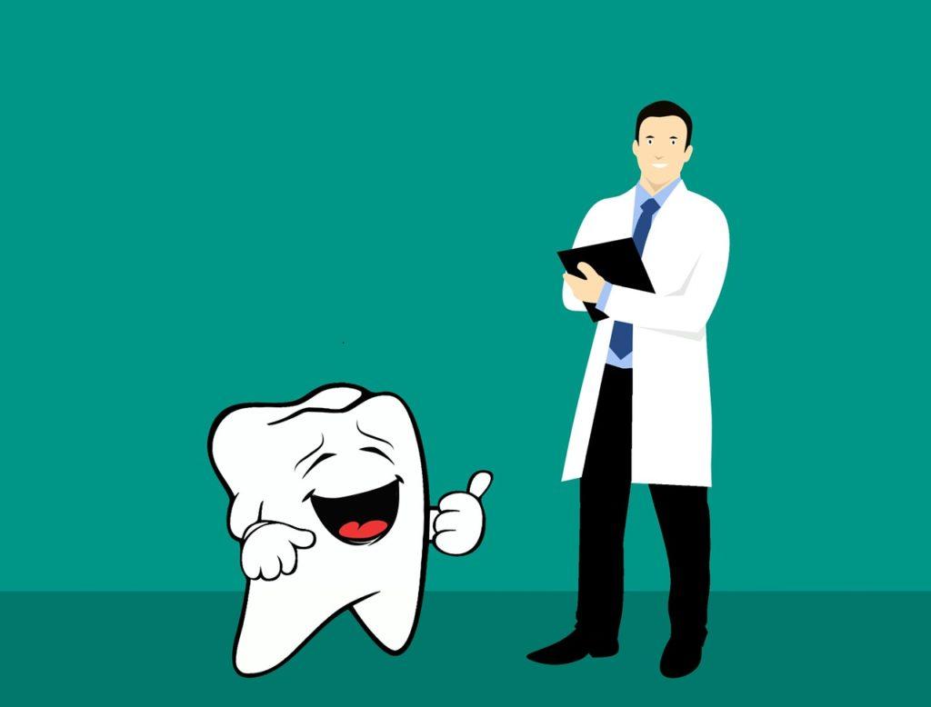 Comment avoir les dents blanches naturellement ?