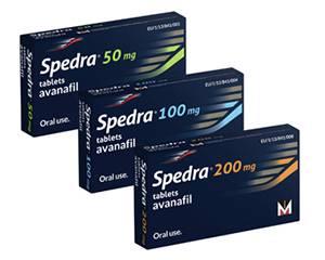 Le médicament Spedra existe en dose de 50mg, 100mg et 200mg
