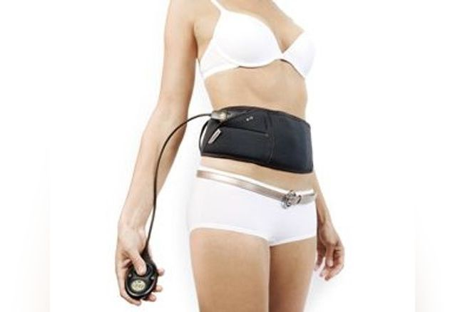 Voici un exemple de modèle de ceinture abdominalepour femme
