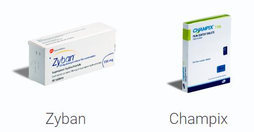 Champix & Zyban, deux médicaments pour arrêter de fumer plus facilement