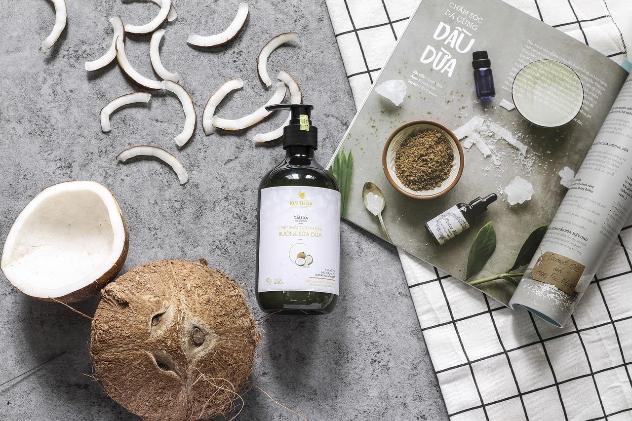 Découvrez comment est extraite l'huile de coco vierge