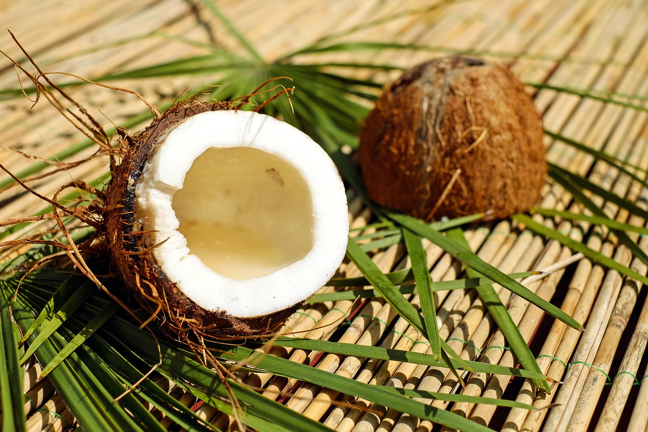 L'huile de noix de coco bio et vierge : notre guide