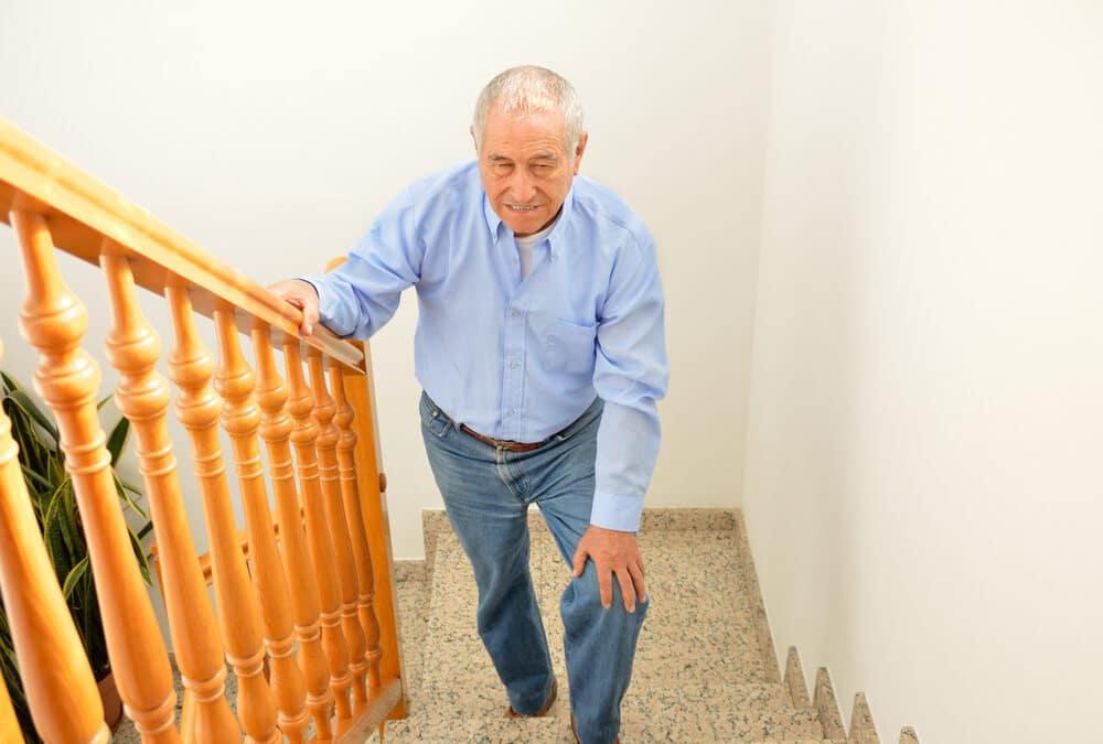 Personnes âgées : lutter contre les douleurs liées à l'âge